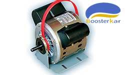 موتور کولری دو سرعته خازن دائم-خازن استارت