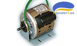 موتور کولری دو سرعته اسپلیت فاز موتوژن