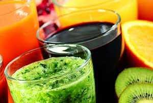 آب میوه ها